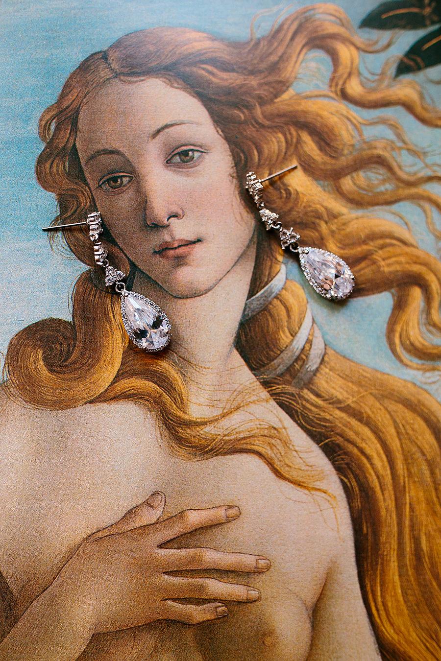 wedding tuscany venere botticelli
