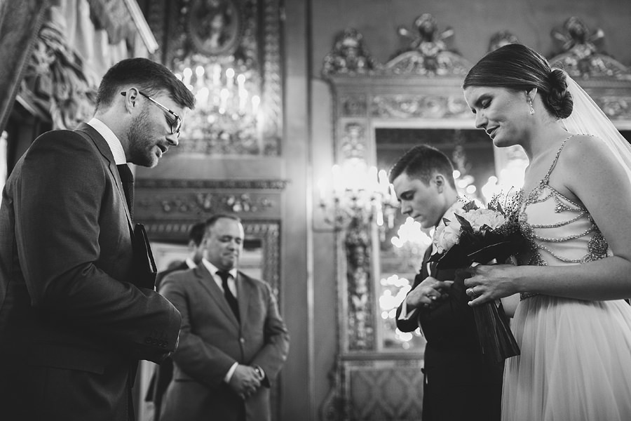 christian ceremony tuscany
