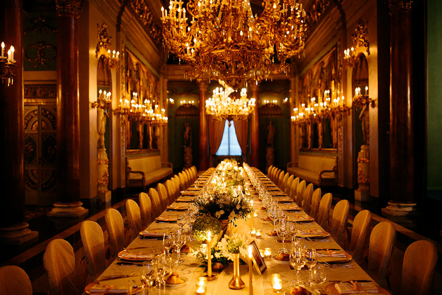 wedding in palazzo borghese florence