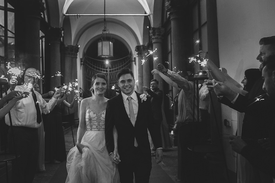 wedding in palazzo borghese