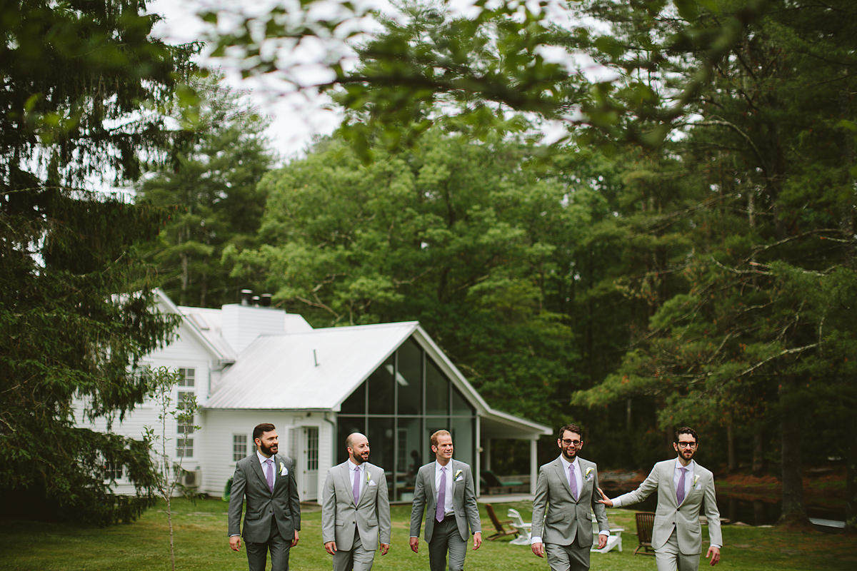 rustic wedding in new york