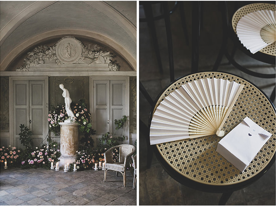 italian wedding design